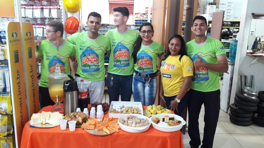 Sindilojas Sudeste do Pará promove 1º Liquida Geral Dom Eliseu
