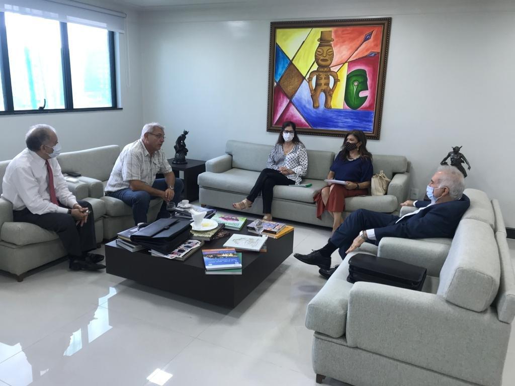 Fecomércio Pará firma parceria com a prefeitura para Realização de Seminário